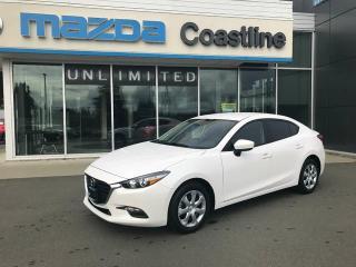 New 2018 Mazda MAZDA3 GX for sale in Campbell River, BC