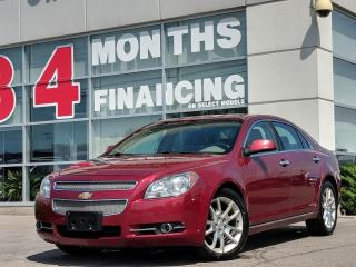 Used 2009 Chevrolet Malibu LTZ for sale in St Catharines, ON
