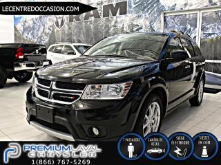 Used 2017 Dodge Journey GT*CUIR/AWD/7 PLACES* for sale in Laval, QC