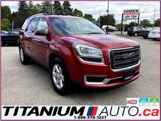 Used 2014 GMC Acadia SLE2-Camera-Heated Power Seats-Power Gate-Remote S for sale in London, ON