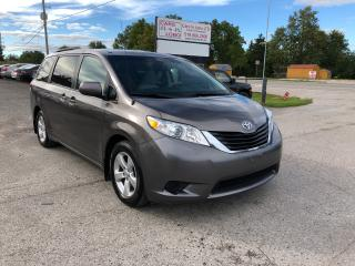 Used 2013 Toyota Sienna LE for sale in Komoka, ON
