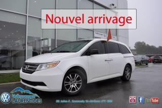 Used 2013 Honda Odyssey Ex-L Ex-L Dvd for sale in St-jérôme, QC