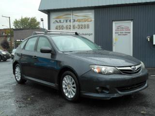 Used 2008 Subaru Impreza ***SPORT,BAS KILO,MAGS*** for sale in Longueuil, QC