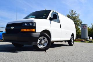 Used 2018 Chevrolet Express for sale in Parksville, BC