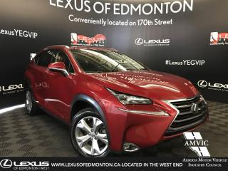 Used 2015 Lexus NX 200t Executive Package for sale in Edmonton, AB