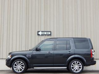 Used 2015 Land Rover LR4 LOW KMS for sale in Etobicoke, ON