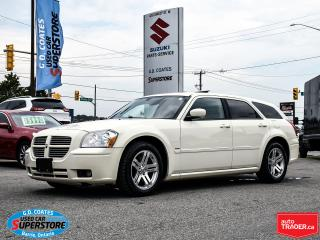 Used 2005 Dodge Magnum RT ~HEMI ~Nav ~Power Moonroof ~ Heated Leather for sale in Barrie, ON