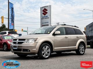 Used 2009 Dodge Journey SXT AWD ~7 Passenger ~Heated Seats ~Rear Air for sale in Barrie, ON