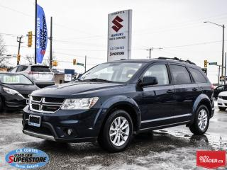 Used 2013 Dodge Journey SXT ~Fog Lamps ~Alloy Wheels ~ONLY 85,000 KM! for sale in Barrie, ON