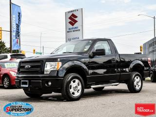 Used 2014 Ford F-150 STX Regular Cab 4x4 for sale in Barrie, ON