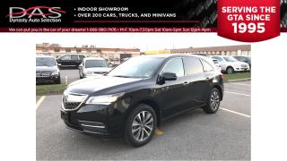 Used 2015 Acura MDX TECH PKG NAVIGATION/DVD/57K!!! for sale in North York, ON