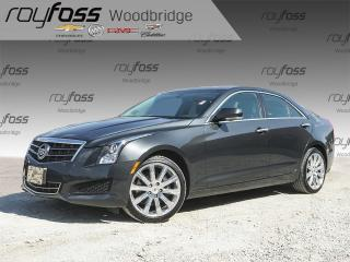 Used 2014 Cadillac ATS 2.0L BOSE, NAV, SUNROOF for sale in Woodbridge, ON