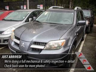 Used 2006 Mitsubishi Outlander SE for sale in Port Moody, BC