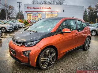 Used 2014 BMW i3 Base w/Range Extender, No Gas for sale in Port Moody, BC