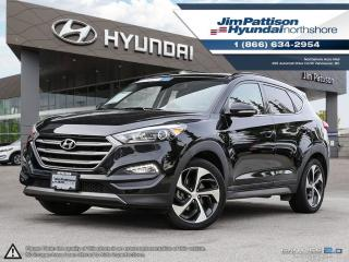 Used 2016 Hyundai Tucson Limited for sale in North Vancouver, BC