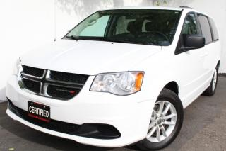 Used 2014 Dodge Grand Caravan SXT Full stow & Go Alloy wheels for sale in Mississauga, ON