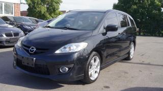 Used 2010 Mazda MAZDA5 GT * SUNROOF * ALLOY WHEELS for sale in Woodbridge, ON