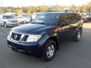 Used 2009 Nissan Pathfinder S 4WD 7 PASSENGER for sale in Burnaby, BC