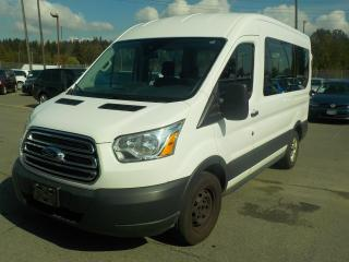 Used 2015 Ford Transit Connect 150 Wagon Med. Roof 8 Passenger. 130-in. WB for sale in Burnaby, BC