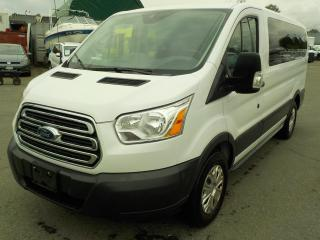Used 2016 Ford Transit Connect 150 Van Low Roof XLT 130-in. Wheelbase 10 Passenger Van for sale in Burnaby, BC