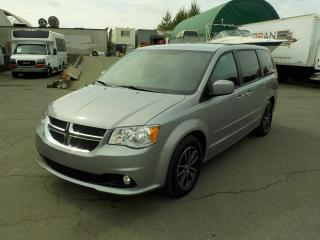 Used 2017 Dodge Grand Caravan GT for sale in Burnaby, BC