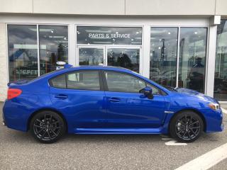 New 2019 Subaru WRX Sport-tech for sale in Vernon, BC