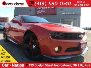 Used 2010 Chevrolet Camaro RS | 2LT | LOADED | SUNROOF | PWR STS | for sale in Georgetown, ON