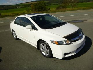 Used 2009 Honda Civic Modèle sport automatique 4 portes for sale in St-joseph-de-beauce, QC