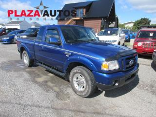 Used 2010 Ford Ranger SPORT for sale in Beauport, QC