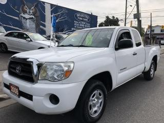 Used 2008 Toyota Tacoma for sale in Toronto, ON