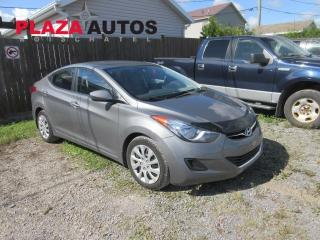 Used 2013 Hyundai Elantra GL for sale in Beauport, QC