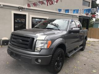 Used 2010 Ford F-150 Lariat for sale in Hamilton, ON