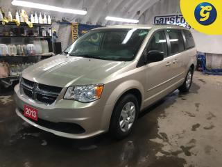 Used 2013 Dodge Grand Caravan SXT*STOW N GO*ECONOMY MODE*TRI ZONE CLIMATE CONTROL/REAR AIR*KEYLESS ENTRY*TRACTION CONTROL*POWER WINDOWS/LOCKS*HEATED MIRRORS*AUTO DIMMING*CRUISE CON for sale in Cambridge, ON