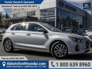 Used 2018 Hyundai Elantra GT GL BC OWNED & ACCIDENT FREE for sale in Abbotsford, BC