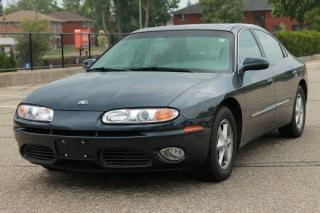 Used 2001 Oldsmobile Aurora 3.5 ONLY 133K | Clean | CERTIFIED for sale in Waterloo, ON