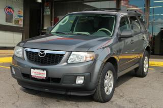 Used 2011 Mazda Tribute GS V6 V6 | CERTIFIED for sale in Waterloo, ON