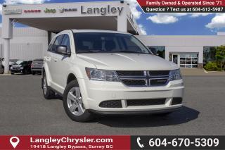 Used 2013 Dodge Journey CVP/SE Plus for sale in Surrey, BC