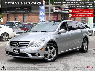 Used 2010 Mercedes-Benz R-Class for sale in Scarborough, ON