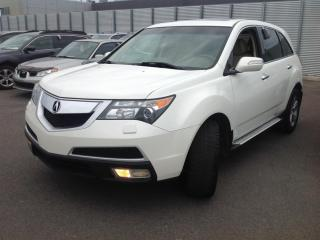 Used 2010 Acura MDX Technology Package COMING SOON | CERTIFIED for sale in Waterloo, ON