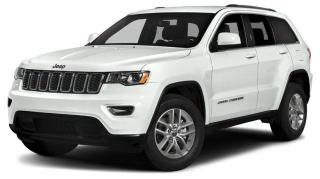 New 2019 Jeep Grand Cherokee Laredo for sale in Surrey, BC