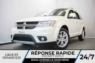 Used 2013 Dodge Journey SXT+ DVD + 7 PASSAGER + UCONNECT **RARE* for sale in Laval, QC