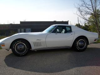 Used 1971 Chevrolet Corvette LEATHER for sale in Guelph, ON