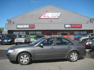 Used 2010 Hyundai Sonata Berline 4 portes, 4 cyl. en ligne, boîte for sale in Ste-catherine, QC