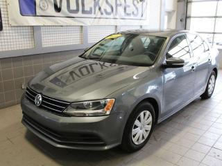 Used 2016 Volkswagen Jetta TRENDLINE A/C for sale in Lasalle, QC