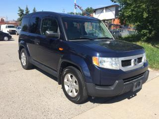 Used 2009 Honda Element 4WD,EX,AUTO,199K,$8600,SAFETY+3YEARS WARRANTY INCL for sale in Toronto, ON