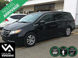 Used 2014 Honda Odyssey Touring Gar for sale in Shawinigan, QC
