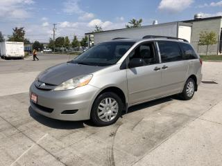 Used 2008 Toyota Sienna Automatic, Low km, 3 Years warranty availab for sale in Toronto, ON