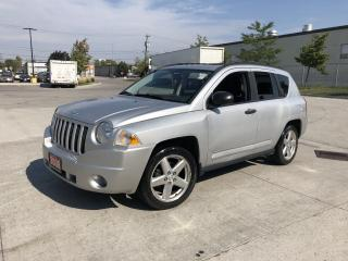 Used 2009 Jeep Compass Limited, Leather, Sunroof, warranty available for sale in Toronto, ON