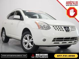 Used 2009 Nissan Rogue for sale in Vaudreuil-dorion, QC