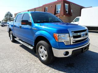 Used 2013 Ford F-150 XLT | 4X4 | BLUETOOTH | SIDE STEPS for sale in Vaughan, ON